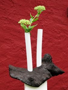 holzporzellanskulptur